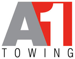 A1 Towing Logo