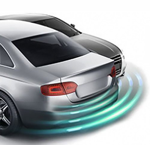 Parking Sensors, Sat Nav and Audio Equipment