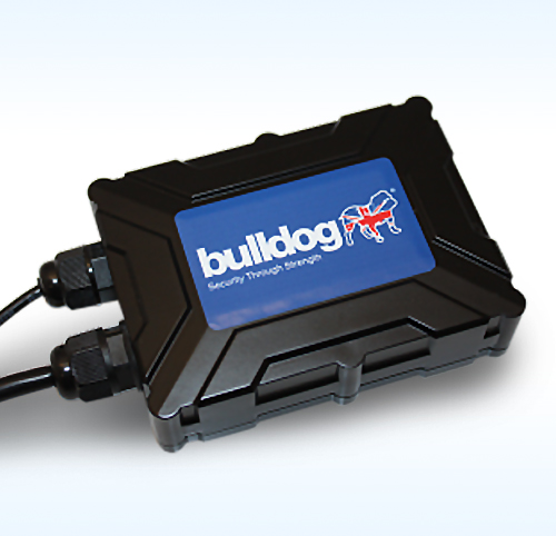 Dudley Vehicle tracker fitting