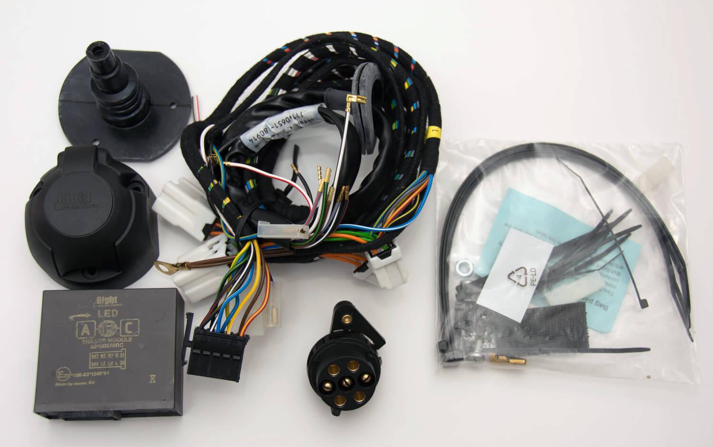 Towbar Electrics Universal Wiring
