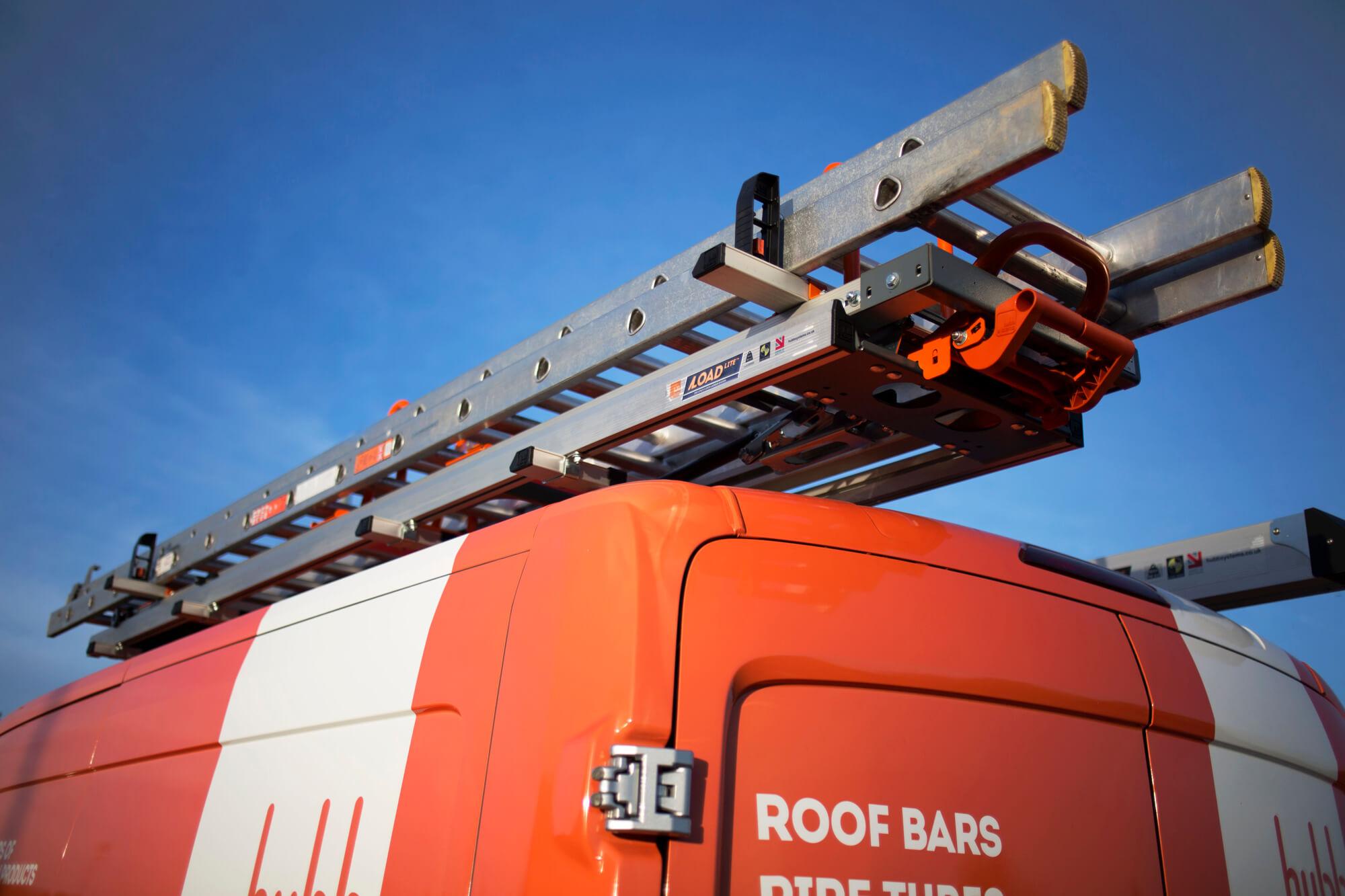 Mobile fitter of van roof racks and van roof bars