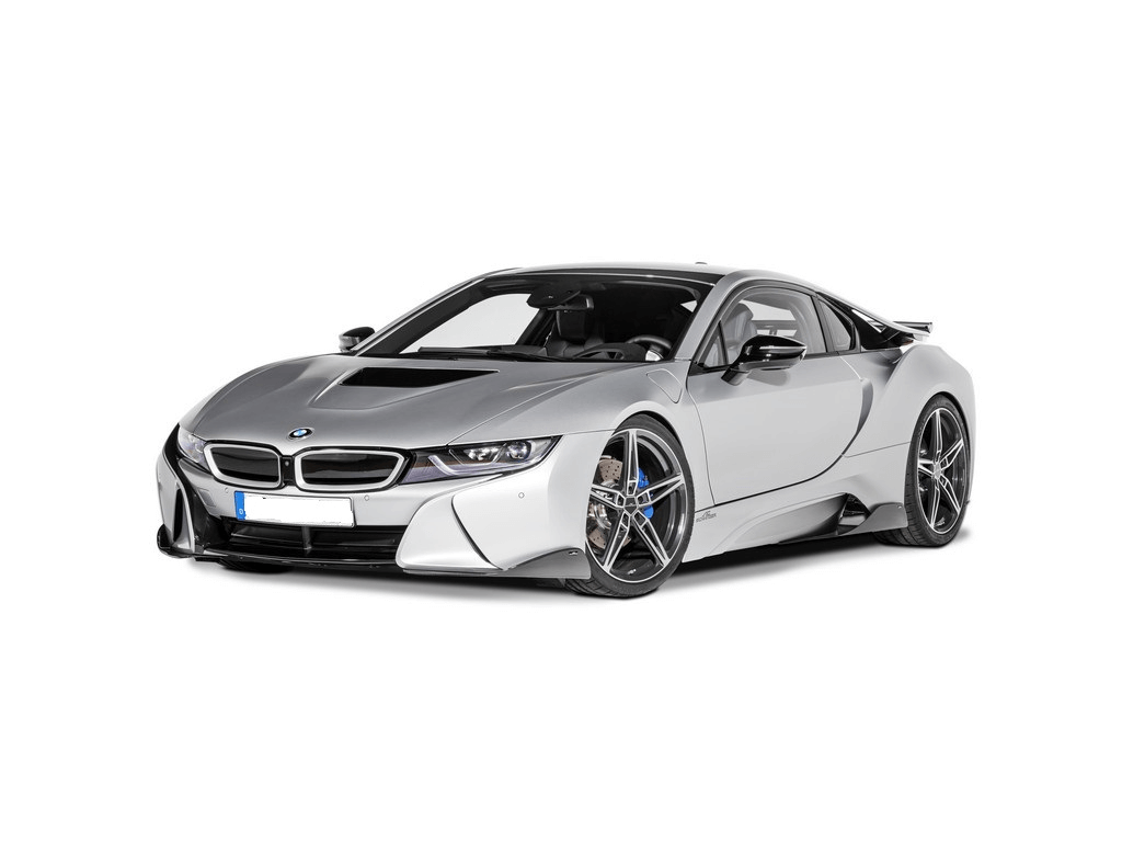 BMW i8 Towbar Fitting