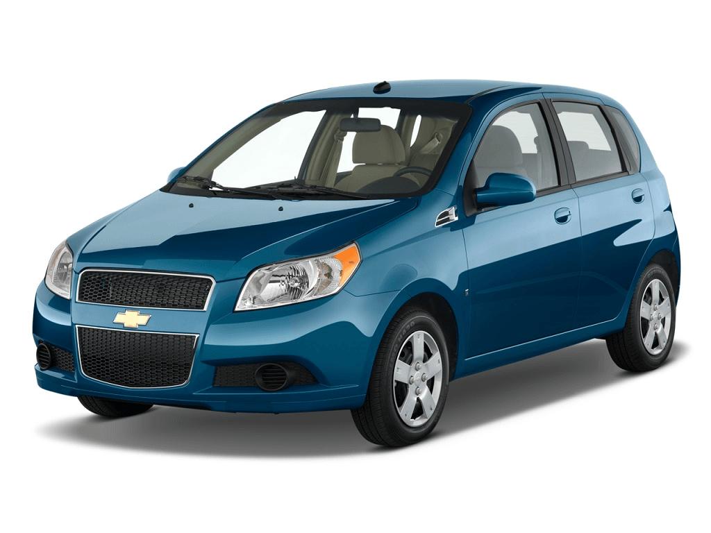 Chevrolet Aveo Towbar Fitting