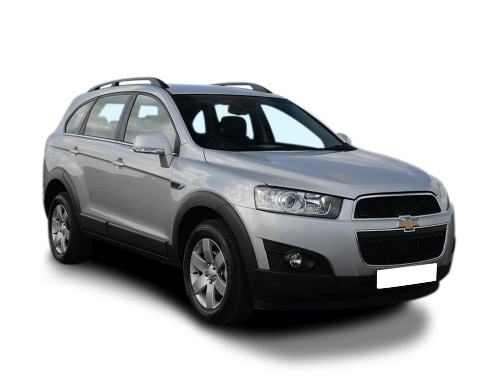Chevrolet Captiva Towbar Fitting