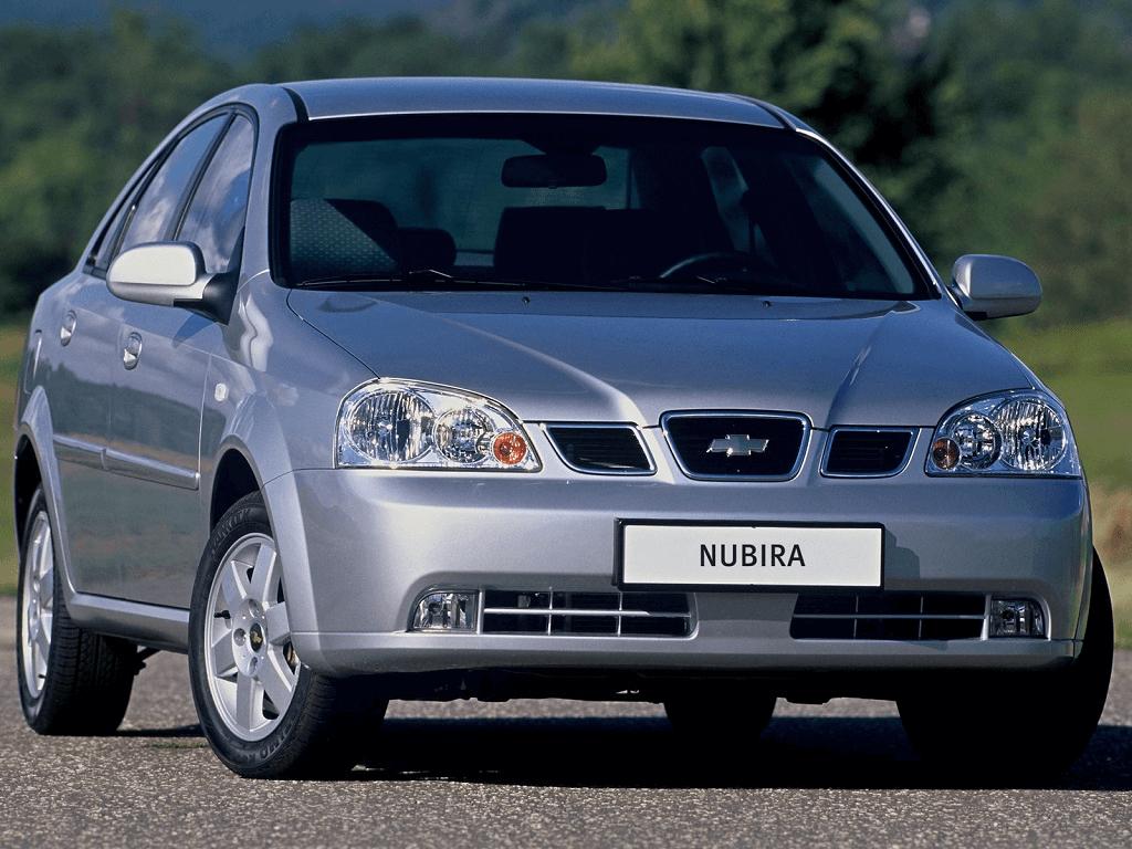 Chevrolet Nubira Towbar Fitting