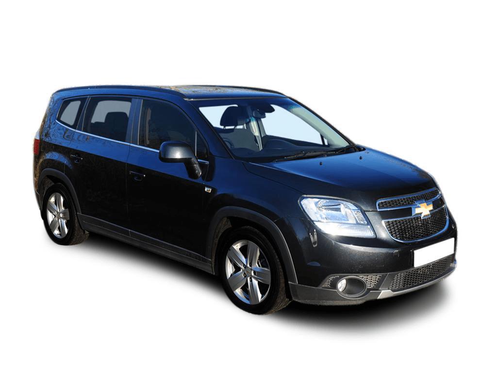 Chevrolet Orlando Towbar Fitting