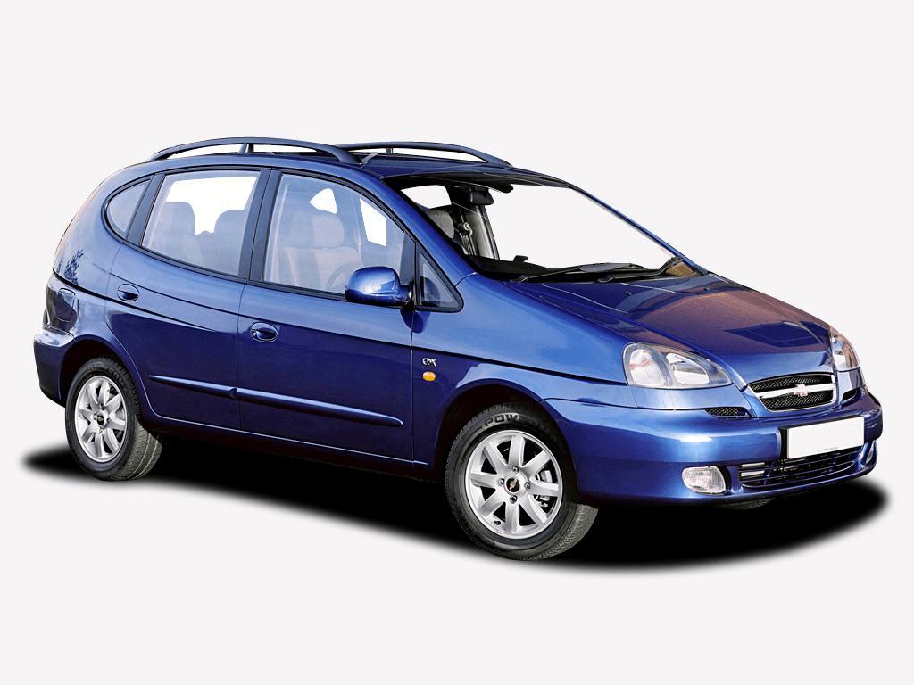 Chevrolet Tacuma Towbar Fitting