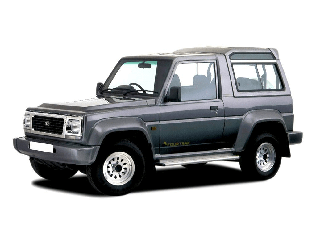 Daihatsu Fourtrak Towbar Fitting