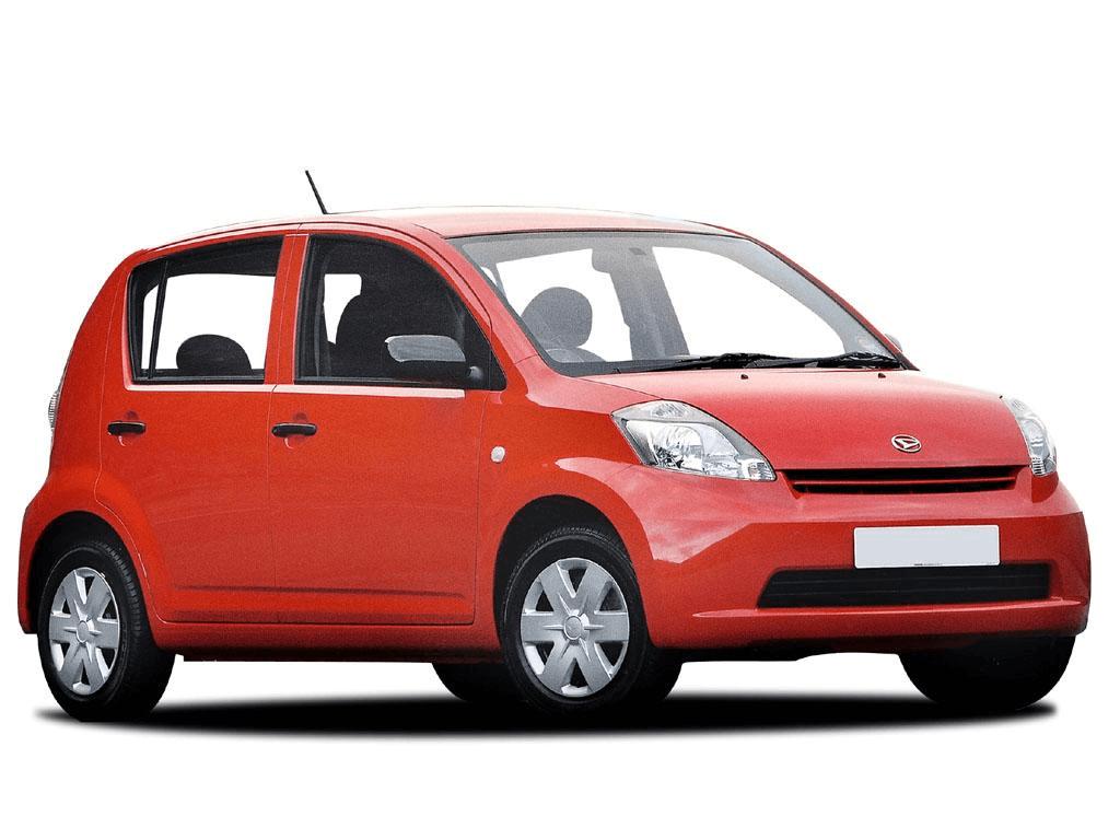 Daihatsu Sirion Towbar Fitting
