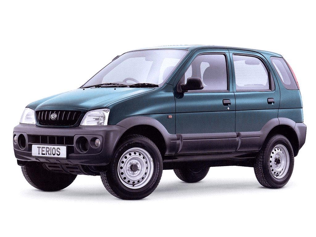 Daihatsu Terios Towbar Fitting