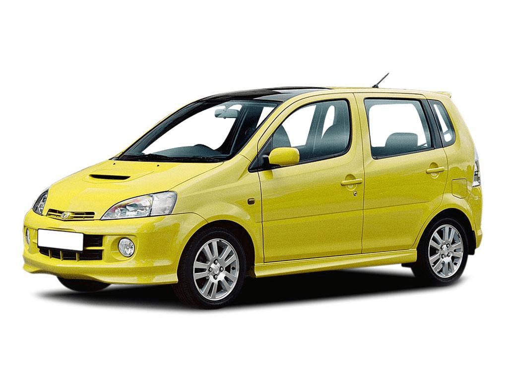Daihatsu YRV Towbar Fitting