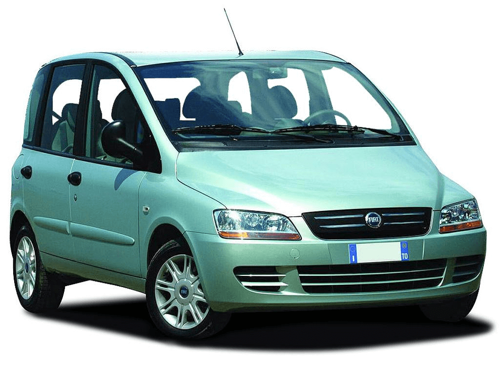 Fiat Multipla Towbar Fitting