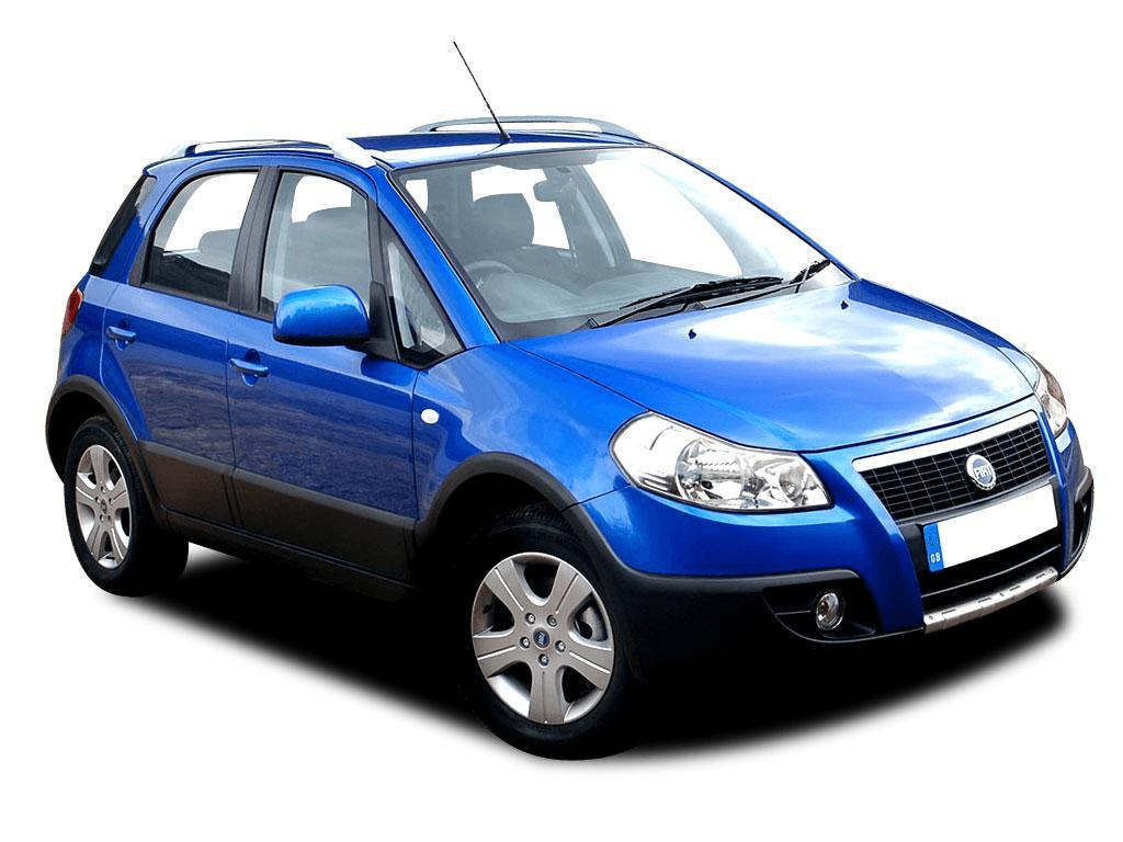 Fiat Sedici Towbar Fitting