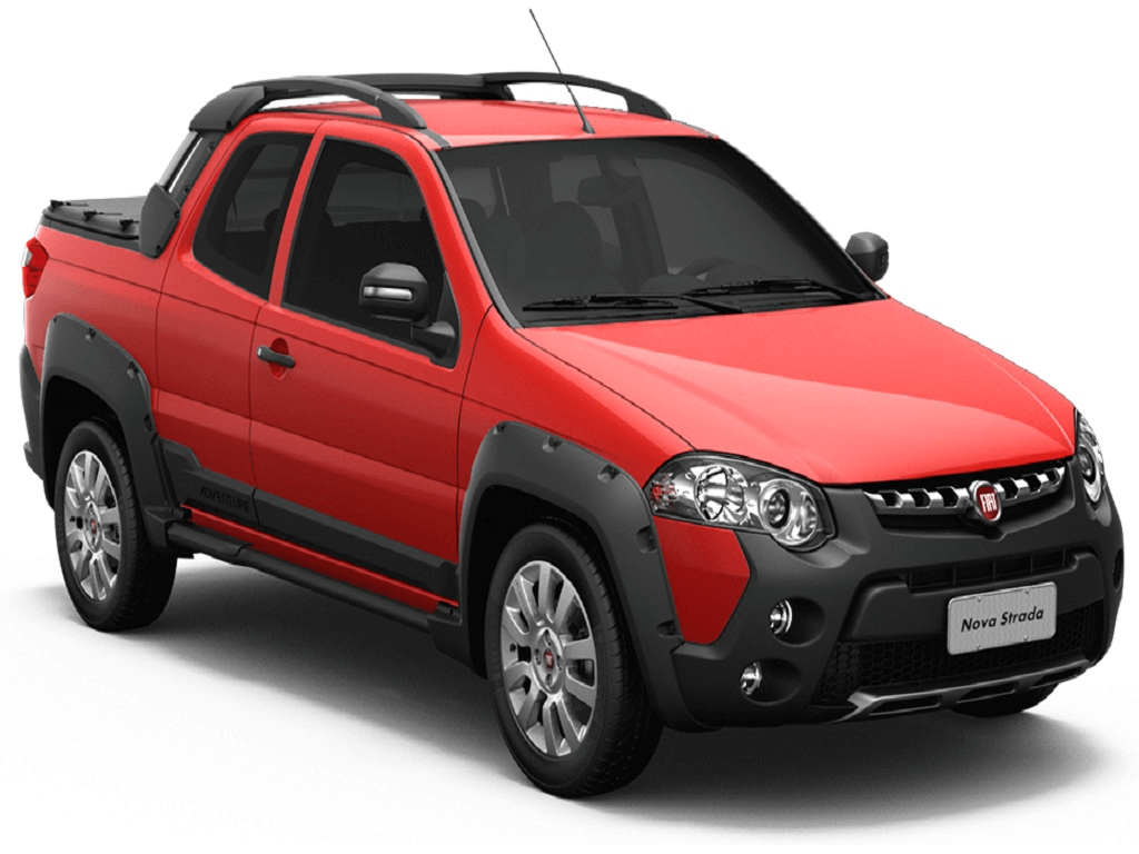 Fiat Strada Towbar Fitting