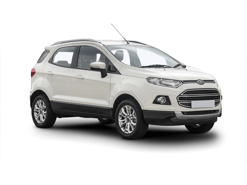 Ford EcoSport Towbar Fitting