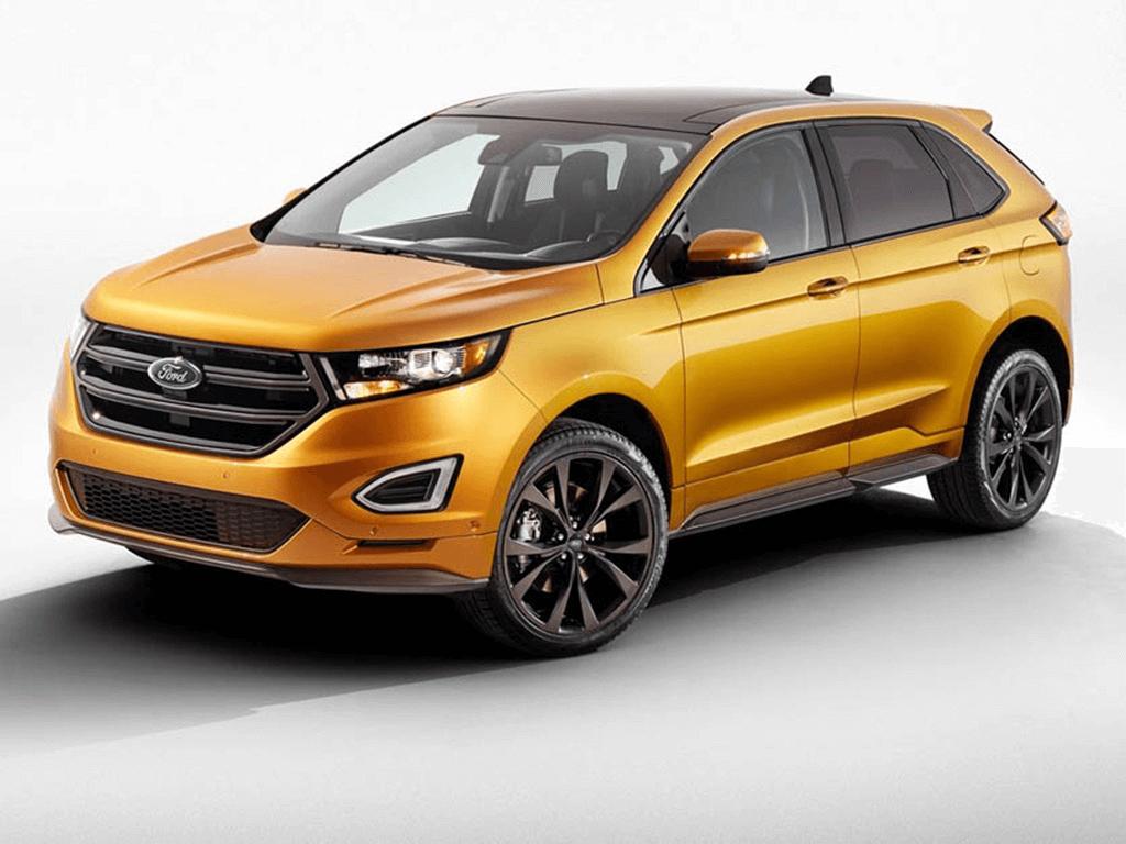 Ford Edge Towbar Fitting
