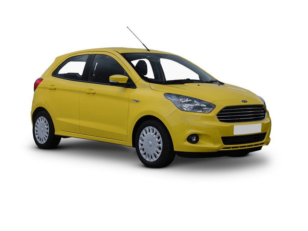 Ford Ka+ Towbar Fitting