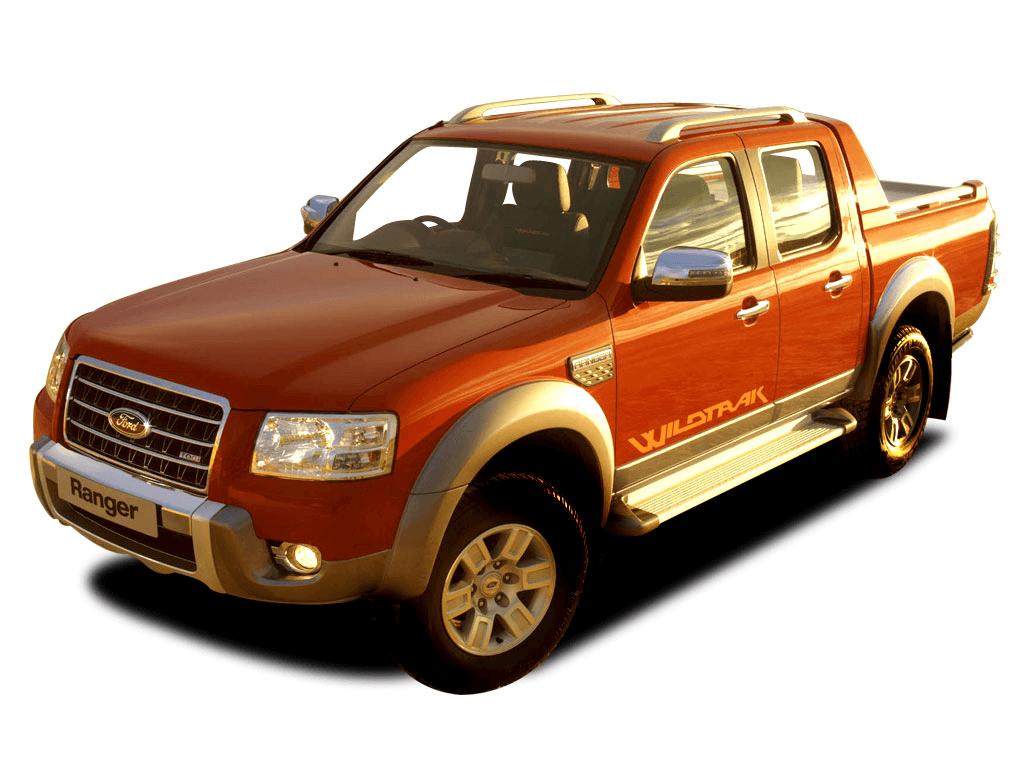 Ford Ranger Towbar Fitting