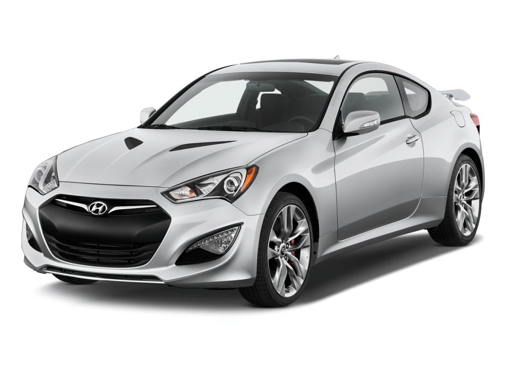 Hyundai Genesis Towbar Fitting
