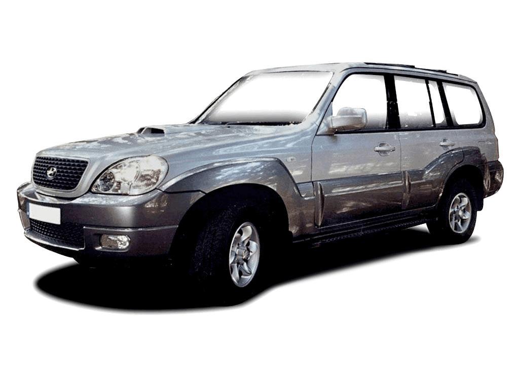 Hyundai Terracan Towbar Fitting