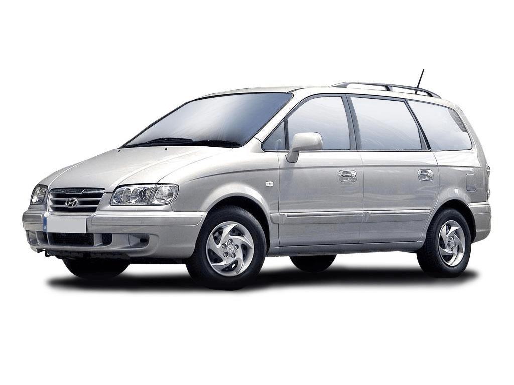 Hyundai Trajet Towbar Fitting