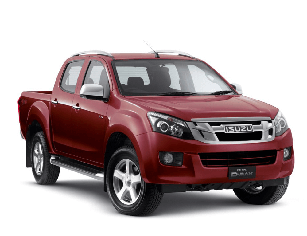 Isuzu D-MAX Towbar Fitting