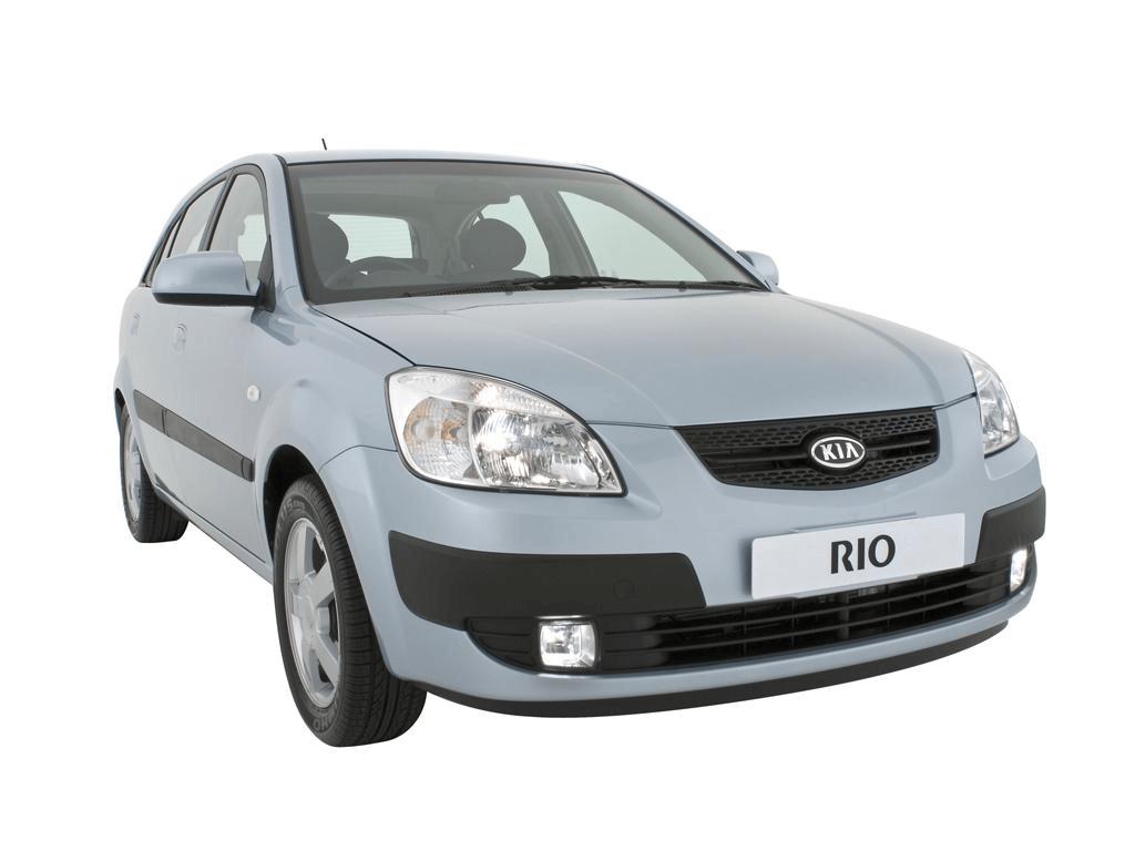 Kia Rio Towbar Fitting