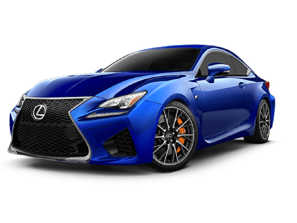 Lexus RC F Towbar Fitting