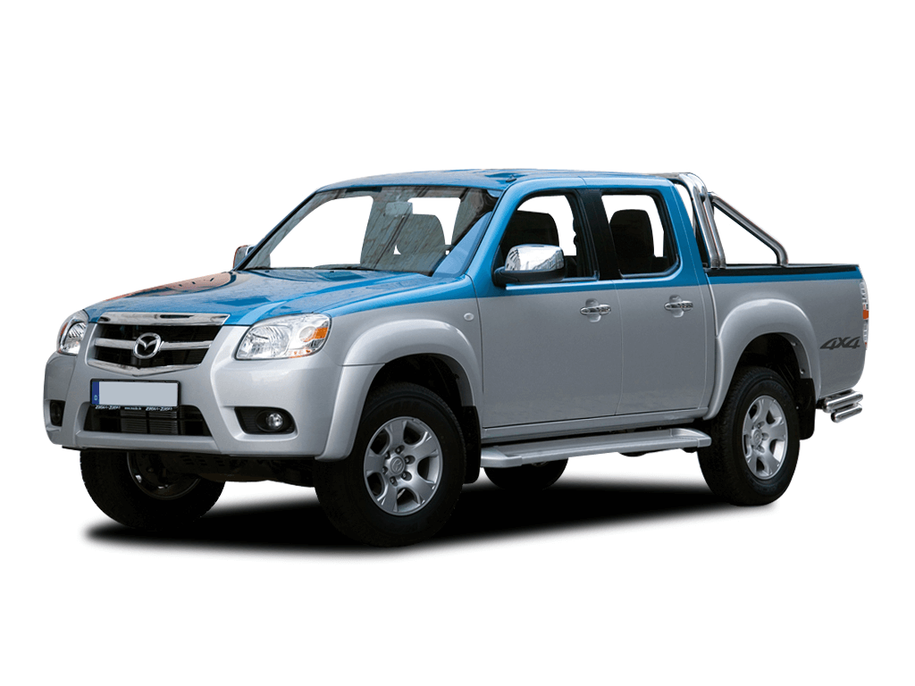 Mazda BT50 Towbar Fitting