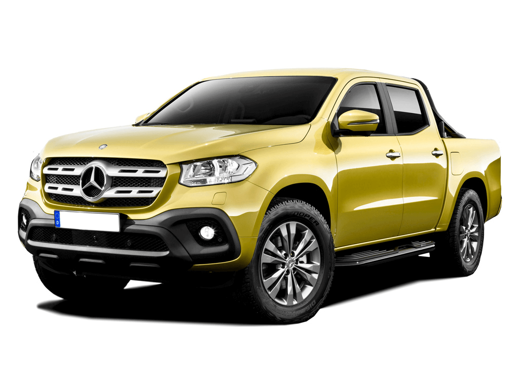 Mercedes Benz X Class Towbar Fitting