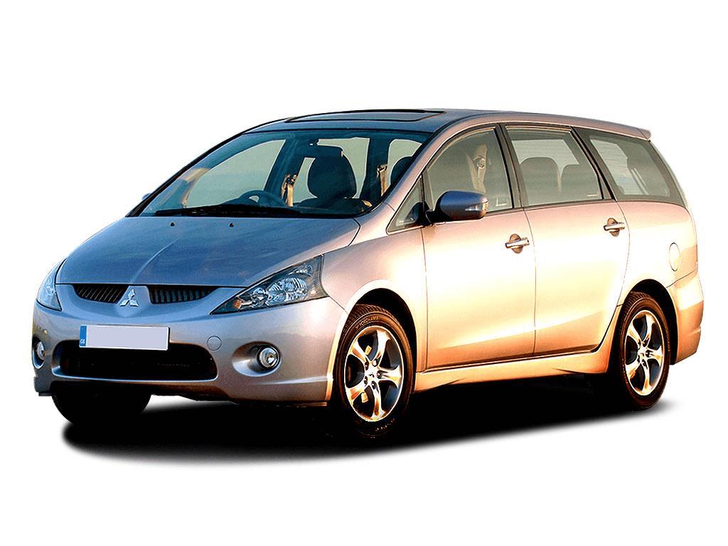 Mitsubishi Grandis Towbar Fitting