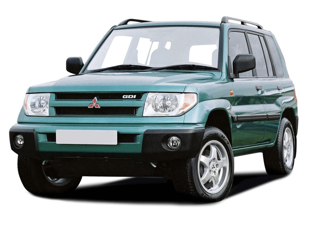 Mitsubishi Shogun Pinin Towbar Fitting