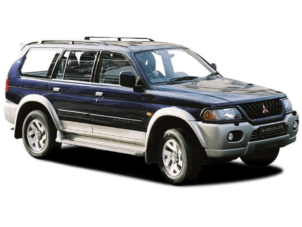 Mitsubishi Shogun Sport Towbar Fitting