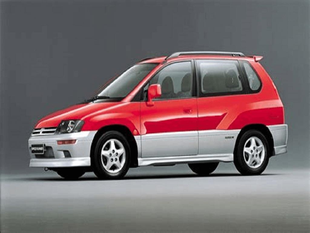 Mitsubishi Space Runner Towbar Fitting