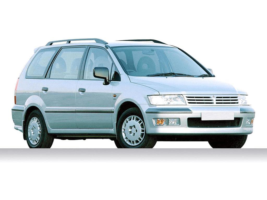 Mitsubishi Space Wagon Towbar Fitting