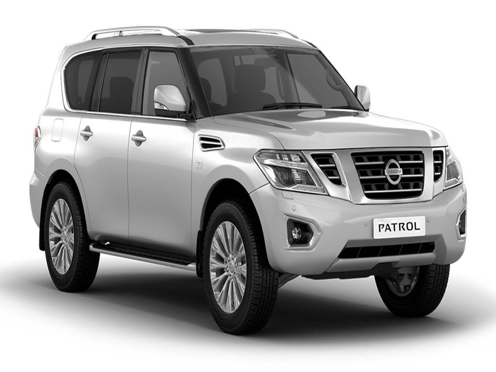 Nissan Patrol Towbar Fitting
