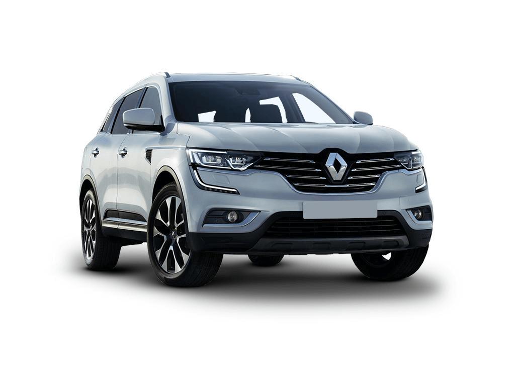 Renault Koleos Towbar Fitting