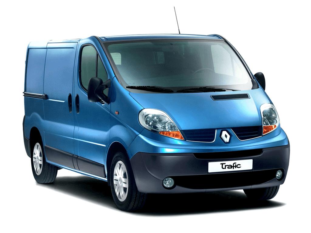 Renault Trafic Towbar Fitting