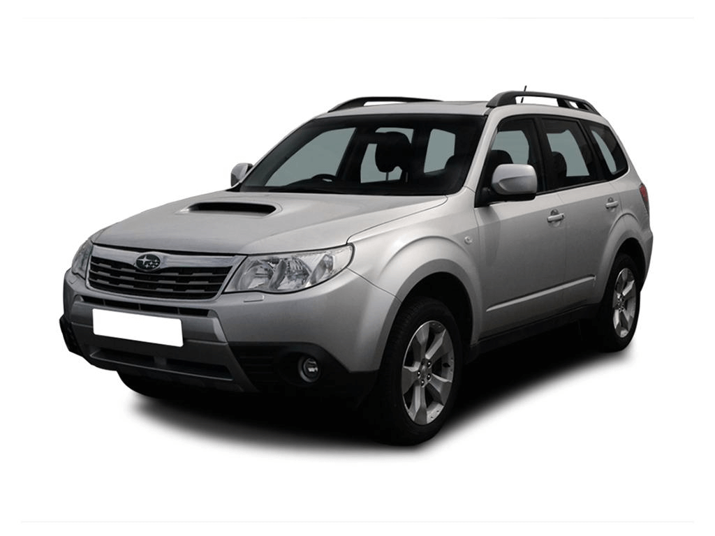 Subaru Forester Towbar Fitting