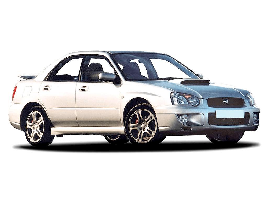 Subaru Impreza Towbar Fitting