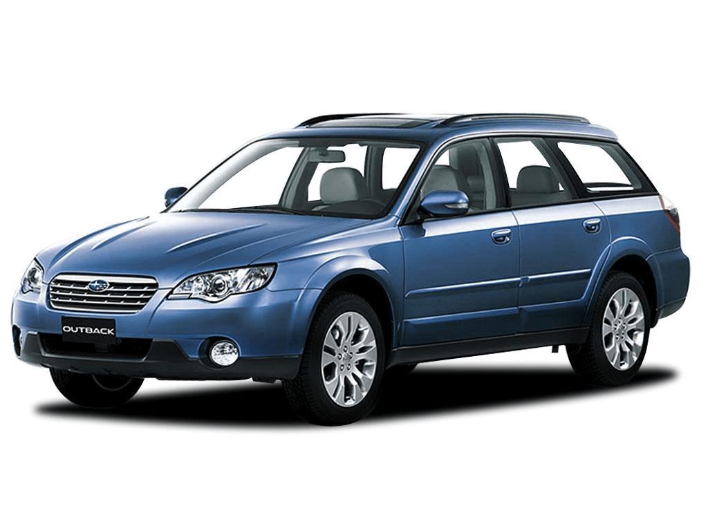 Subaru Legacy Towbar Fitting
