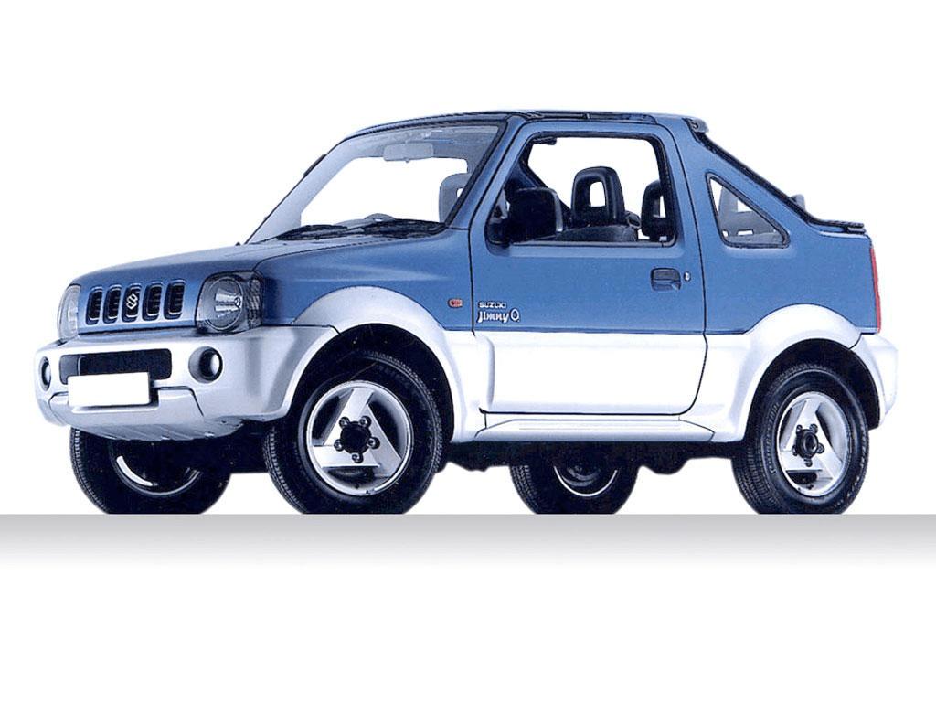 Suzuki Jimny Towbar Fitting