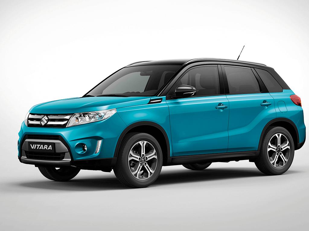 Suzuki Vitara Towbar Fitting