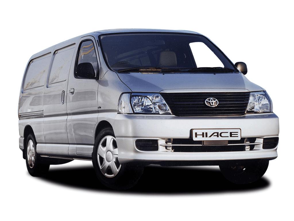 Toyota Hi-Ace Towbar Fitting