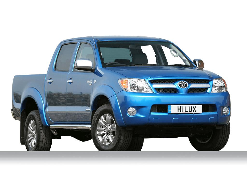 Toyota Hi-Lux Towbar Fitting