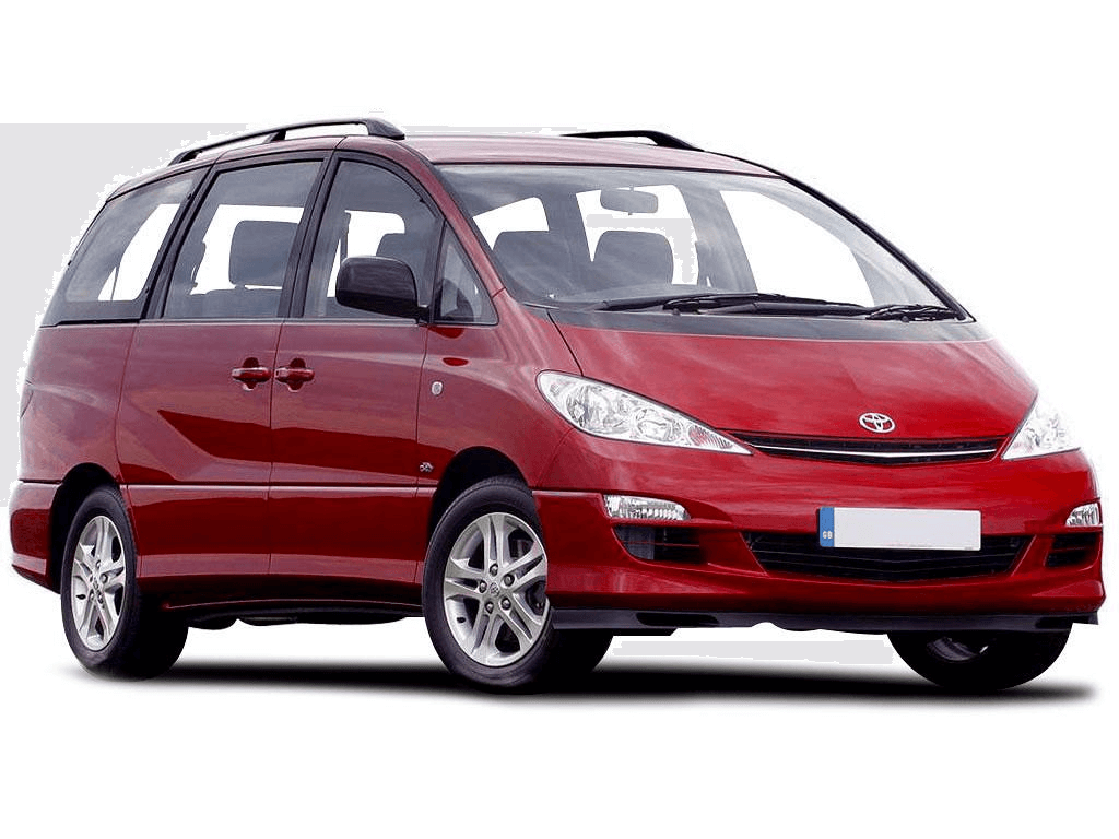 Toyota Previa Towbar Fitting
