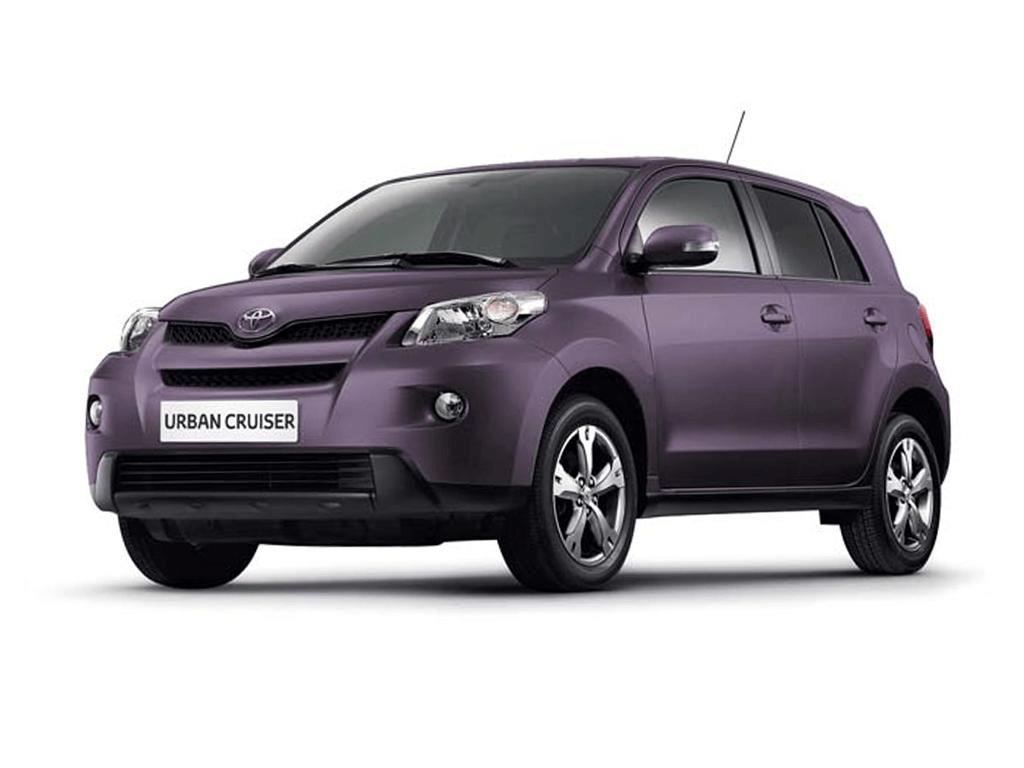 Toyota Urban Cruiser Towbar Fitting