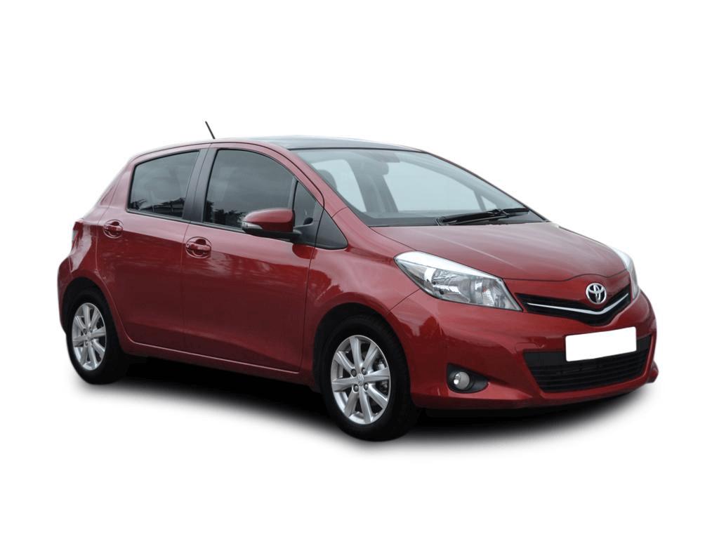 Toyota Yaris Towbar Fitting