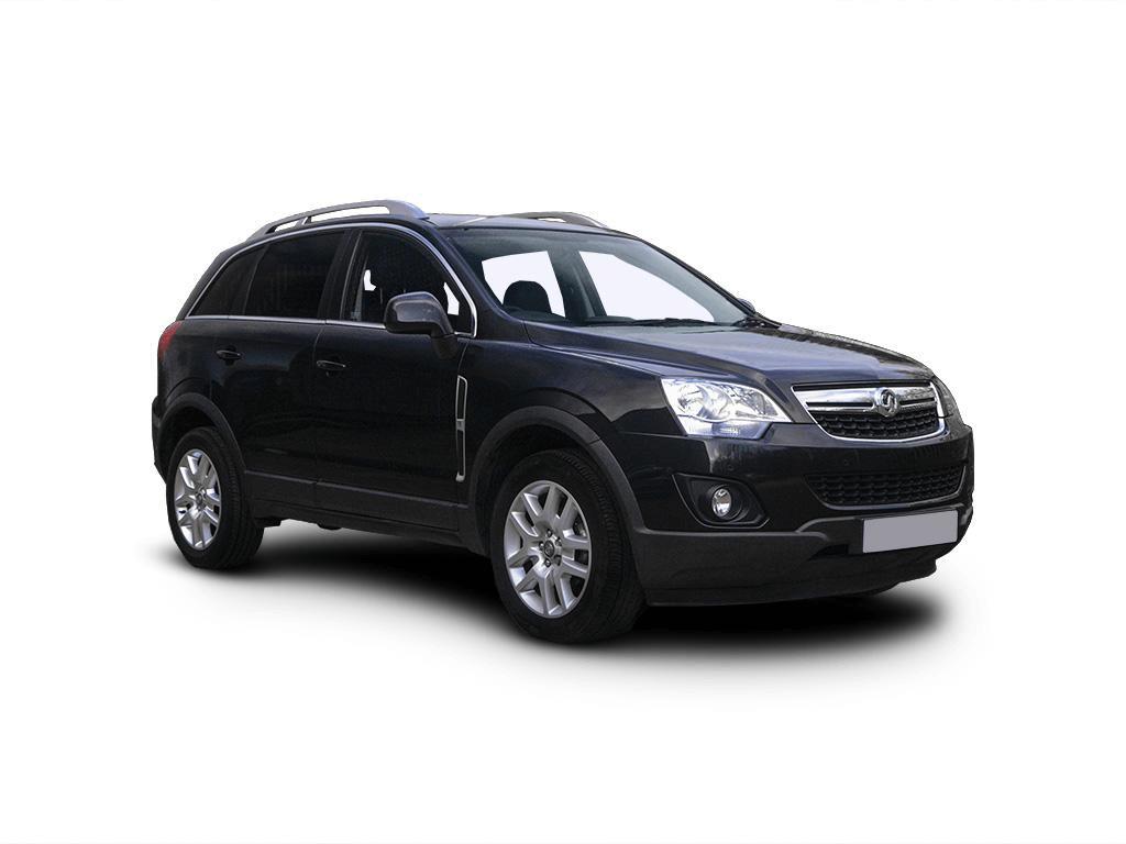 Vauxhall Antara Towbar Fitting