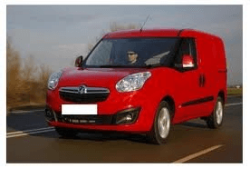 Vauxhall Combo Towbar Fitting
